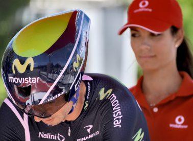 Salida contra reloj Vuelta a España