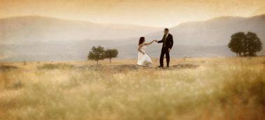 Fotografía de boda sin artificios