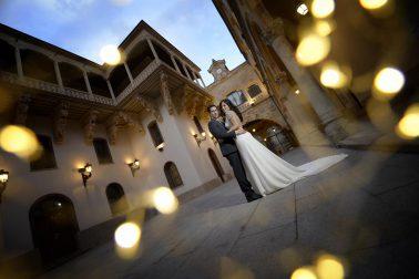 Fotografías originales de boda en Salamanca